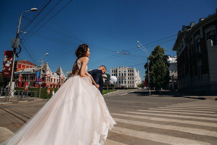 Fotógrafo de casamento Nadya Yamakaeva (NdYm). Foto de 29.06.2018