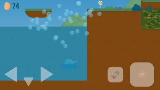 Potatoes Tank - Stars of Vikis android2mod screenshots 7