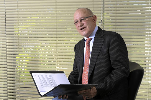 No evidence: Leon Campher, CEO of the Association for Savings and Investment SA, says Irba has provided no firm evidence of widespread lack of independence among major audit firms. Picture: HETTY ZANTMAN