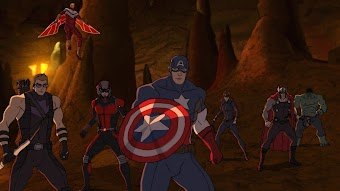 Avengers Underground