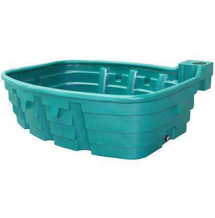Vattenkar Suevia WT1500 med flottörventil 1500 Liter *