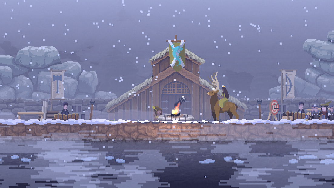 Kingdom: New Lands Android App Screenshot
