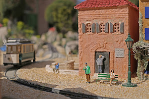 gare de carpentras miniature