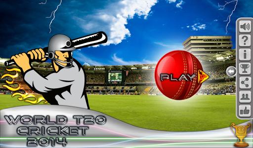 World T20 Cricket
