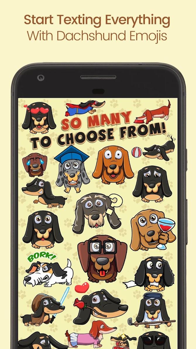 SausageMoji Stickers Android 2