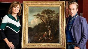A Landscape -- Thomas Gainsborough thumbnail