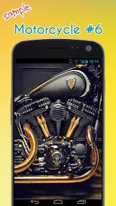 Cool Motorcycle Wallpaper screenshot 22