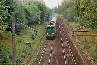 Photo: SU45-257, Toruń Główny - Sierpc {szlak Toruń Miasto - Toruń Wschodni; 2003-09-03}