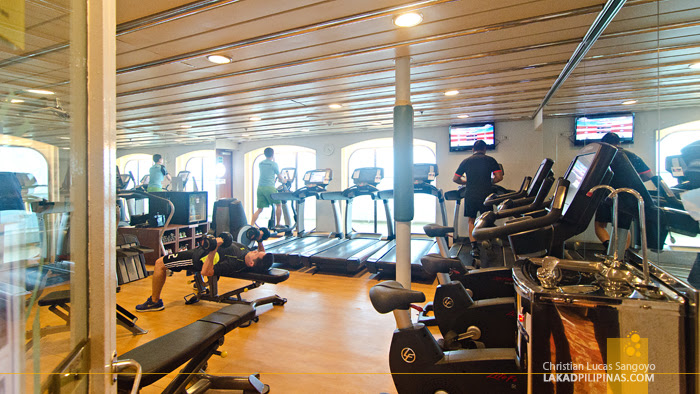 Star Cruises Singapore Malaysia Cruise Gym