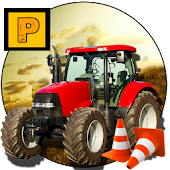 Farm Parking-Tractor Driving