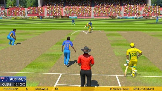 Real World Cricket 18: Cricket Games Apk 5
