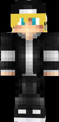 blonde+boy | Nova Skin