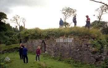 Photo: hrad Dunboy