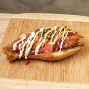 Jumbo Special Hot Dog