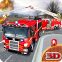 Fire Engine Truck Driving : Emergency Response icon