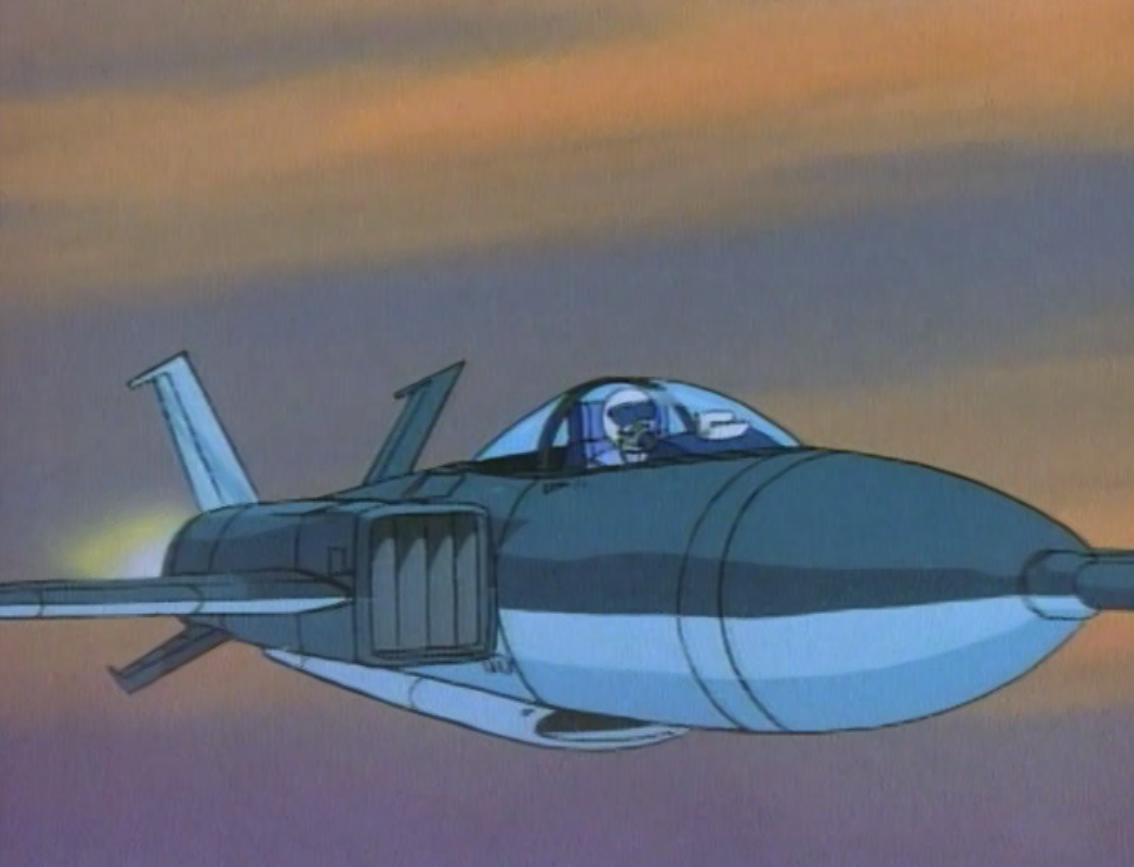 Starfire's perfectly normal jet