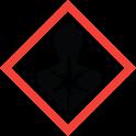 CBRNE - Hazardous materials icon