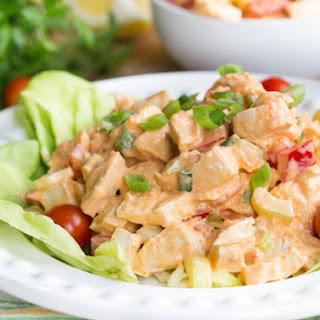 Harissa Chicken Salad.