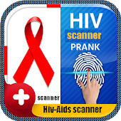 HIV-AIDS scanner prank
