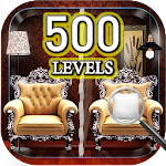 Find the differences 500 levels 1.0.4