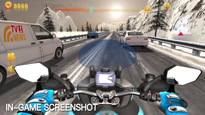 Moto Racing Rider Android 12