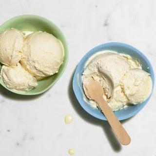 Easiest Vanilla Ice Cream