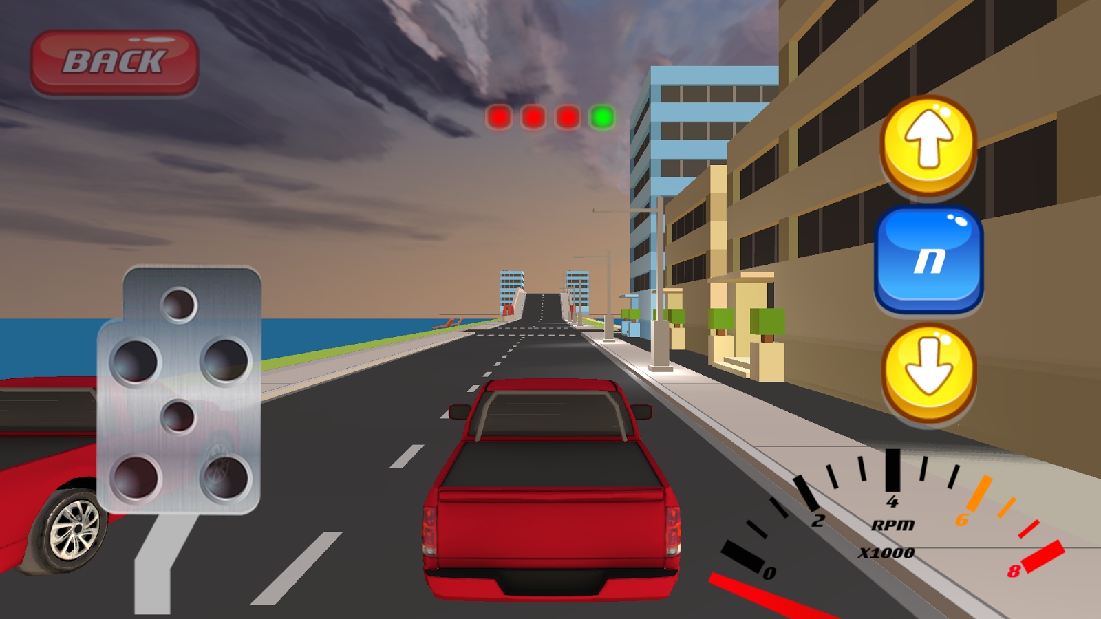 Slyon Street Tuner- screenshot