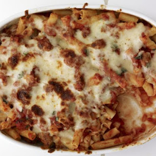 Make a Full Baked Pasta Meal with Just 5 Everyday Ingredients