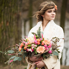 Wedding photographer Nelli Dyachkina (NelliDi). Photo of 02.06.2016