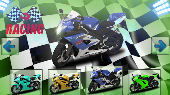 Extreme Super Bike Racing 3D Game- screenshot thumbnail