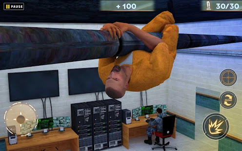 Game Survival Prison Escape v2: Free Action Game APK for Windows Phone