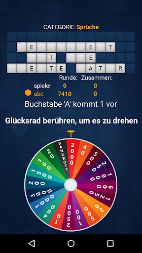 Glücklich Rad (Deutsch)
