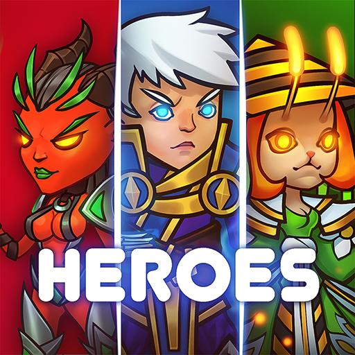 Heroes of Magic: Card Battle RPG