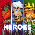Heroes of Magic: Card Battle RPG Icon