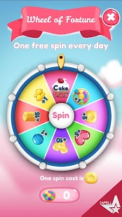 Cake Boss - Match-3 Jelly- screenshot thumbnail