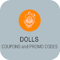 Dolls Coupons - I'm In! icon