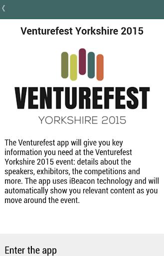 Venturefest Yorkshire 2015