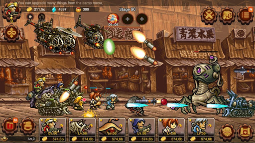 Metal Slug Infinity: Idle Role Playing Game screenshots 7