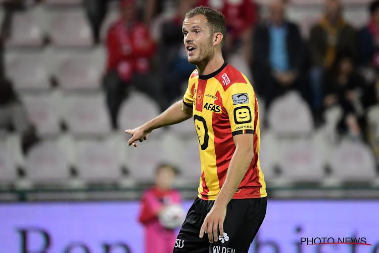 """Hairemans zoekt zijn plaats nog bij KV Mechelen: """"Stempel nog niet kunnen drukken"""""""