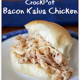 Slow Cooker Bacon Kalua Chicken.