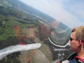 Photo: Ja - wir haben keine Kosten und Mühen gescheut, um Euch das Ganze auch noch aus der Vogelperspektive zu zeigen.