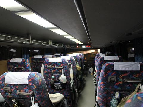 JR東海バス「新東名スーパーライナー11号」 744-04993 車内 その3