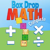 Box Drop Math Game Complete
