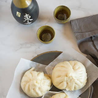 Steamed Japanese Beef Buns.