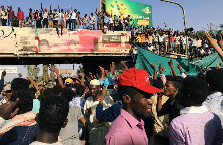 Image result for sudan protests