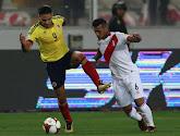 ? Colombie-Pérou arrangé par Falcao? Les images troublantes venues de Lima