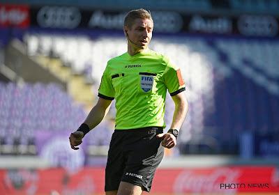Un Belge arbitrera la rencontre Real Madrid-Sheriff Tiraspol