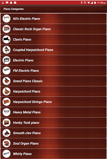 Piano Keyboard Music Pro - DRPU PIANO Learning App  screenshots 3