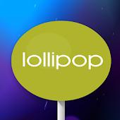 Lollipop theme
