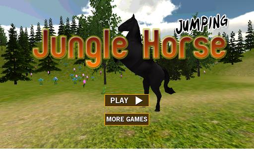 Jungle Horse Jumping